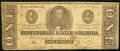 Confederate Notes:1863 Issues, T62 $1 1863 PF-10 Cr. 478 Very Good-Fine.. ...