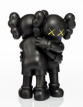 Collectible:Contemporary, KAWS (b. 1974). Together (Black), 2018. Painted cast vinyl. 10 x 8 x 5 inches (25.4 x 20.3 x 12.7 cm). Open Edition. Sta...