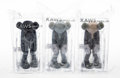 Collectible:Contemporary, KAWS (b. 1974). Small Lie, set of three, 2017. Painted cast vinyl. 10-3/4 x 5 x 5 inches (27.3 x 12.7 x 12.7 cm) (each)... (Total: 3 Items)