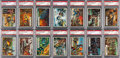 Non-Sport Cards:Sets, 1962 Topps Civil War News - Partial Set (42/88) - From the #2 Set on the PSA Set Registry. ...