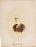 Photography:Cabinet Photos, Robert E. Lee: Large Format Post-War Portrait by Pollack....