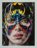 Prints & Multiples:Print, Sandra Chevrier (Canadian, b. 1983). La Cage. Je n'ai pas peur, 2018. Ink jet print in colors on paper. 31-1/2 x 24-1/2 ...