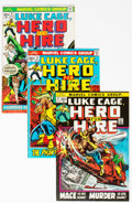 Bronze Age (1970-1979):Superhero, Hero for Hire Group of 7 (Marvel, 1972-73) Condition: AverageFN/VF.... (Total: 7 Comic Books)