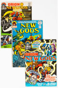 Bronze Age (1970-1979):Superhero, The New Gods Group of 18 (DC, 1971-78) Condition: Average VF....(Total: 18 Comic Books)
