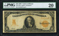 Large Size:Gold Certificates, Fr. 1170a $10 1907 Gold Certificate PMG Very Fine 20.. ...