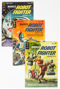 Silver Age (1956-1969):Science Fiction, Magnus Robot Fighter Group of 38 (Gold Key, 1963-76).... (Total: 38 Comic Books)