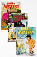 Silver Age (1956-1969):Horror, House of Mystery/House of Secrets Group of 20 (DC, 1960s-70s) Condition: Average VG.... (Total: 20 Comic Books)