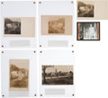 Photography:Studio Portraits, Robert E. Lee: Lee on Traveller Postcards and Bonus....
