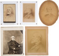 Photography:Cabinet Photos, Robert E. Lee: Cabinet Cards and Mounted Albumens....
