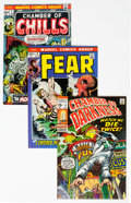 Bronze Age (1970-1979):Horror, Marvel Bronze Age Horror Group of 10 (Marvel, 1970s) Condition:Average VF/NM.... (Total: 10 Comic Books)