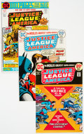 Bronze Age (1970-1979):Superhero, Justice League of America Group of 22 (DC, 1973-79) Condition:Average VF/NM.... (Total: 22 Comic Books)
