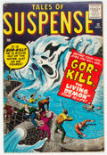 Silver Age (1956-1969):Horror, Tales of Suspense #12 (Marvel, 1960) Condition: VG/FN....