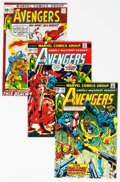 Bronze Age (1970-1979):Superhero, The Avengers Group of 39 (Marvel, 1969-76) Condition: AverageVF.... (Total: 39 Comic Books)