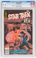Bronze Age (1970-1979):Science Fiction, Star Trek #58 File Copy (Gold Key, 1978) CGC NM 9.4 Off-white to white pages....
