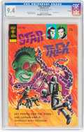Bronze Age (1970-1979):Science Fiction, Star Trek #24 File Copy (Gold Key, 1974) CGC NM 9.4 Off-white pages....