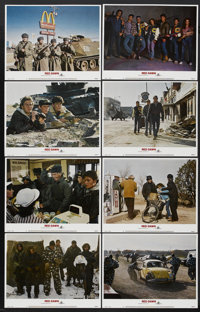 "Red Dawn (MGM, 1984). Lobby Card Set of 8 (11"" X 14""). Action.... (Total: 8 Items)"