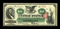 Large Size:Legal Tender Notes, Fr. 95b $10 1863 Legal Tender Extremely Fine....