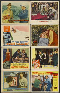 "Lobby Card Lot (Various, 1940s-1960s). Lobby Cards (40) (11"" X 14""). Miscellaneous.... (Total: 40 Items)"