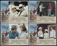 """Smokey and the Bandit II (Universal, 1980). Lobby Card Set of 4 (11"""" X 14""""). Action Comedy.... (Total: 4 Item)"""