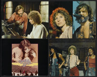 "A Star Is Born (Warner Brothers, 1976). Deluxe Lobby Card Set of 4 (11"" X 14""). Musical.... (Total: 4 Items)"
