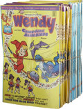 Bronze Age (1970-1979):Cartoon Character, Wendy, the Good Little Witch #88 Unopened Bundle (Harvey, 1975)....(Total: 96 Comic Books)