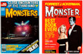 Magazines:Horror, Famous Monsters of Filmland #141 Signed by Teri Garr and Famous Monsters of Filmland Collector's Edition (...