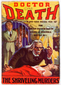 Pulps:Horror, Doctor Death - April 1935 (Dell) Condition: FN-....