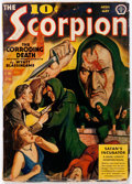 Pulps:Hero, The Scorpion - April 1939 (Popular) Condition: VG/FN....