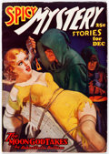 Pulps:Horror, Spicy Mystery Stories - December 1936 (Culture) Condition: FN-....