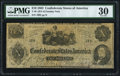 Confederate Notes:1862 Issues, T48 Fantasy Note $10 1862 PF-XX-3 Tremmel XX-3 Cr. XX3 PMG Very Fine 30.. ...