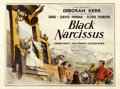 "Movie Posters:Drama, Black Narcissus (General Film, 1947). Fine+ on Linen. British Quad (30"" X 40"") Eric W. Pulford Artwork.. ..."