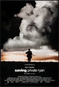 """Movie Posters:War, Saving Private Ryan (Paramount, 1998). Rolled, Very Fine+. OneSheet (27"""" X 40"""") DS. War.. ..."""