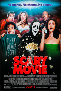 "Scary Movie & Other Lot (Dimension, 2000). Rolled, Very Fine-. One Sheets (3) (27"" X 40"" & 27"" X..."