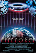 """Movie Posters:Horror, Lifeforce & Other Lot (Cannon, 1985). Folded, Fine/Very Fine. One Sheets (2) (27"""" X 40"""" & 27"""" X 41""""). Horror.. ... (Total: 2 Items)"""