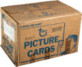 Baseball Cards:Unopened Packs/Display Boxes, 1985 Topps Baseball Vending Case with Twenty-Four 500 CountBoxes!...