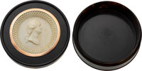 George Washington: Most Unusual Early Snuff Box