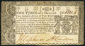 Colonial Notes:Maryland, Maryland March 1, 1770 $2/3 Very Fine-Extremely Fine.. ...
