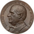 Political:Inaugural (1789-present), William McKinley: 1901 Official Inaugural Medal....