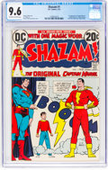 Bronze Age (1970-1979):Superhero, Shazam! #1 (DC, 1973) CGC NM+ 9.6 Off-white to white pages...