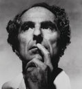 Photographs:Gelatin Silver, Irving Penn (American, 1917-2009). Philip Roth, Vanity Fair, 1983. Gelatin silver. 17-1/8 x 15-1/2 inches (43.5 x 39.4 c... (Total: 2 )