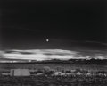 Photographs:Gelatin Silver, Ansel Adams (American, 1902-1984). Moonrise, Hernandez, New Mexico, 1941. Gelatin silver, probably printed between 1973 ...