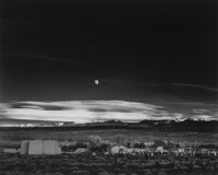Ansel Adams (American, 1902-1984) Moonrise, Hernandez, New Mexico, 1941 Gelatin silver, probably pri