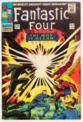 Silver Age (1956-1969):Superhero, Fantastic Four #53 (Marvel, 1966) Condition: FN+....
