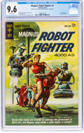 Silver Age (1956-1969):Science Fiction, Magnus Robot Fighter #2 (Gold Key, 1963) CGC NM+ 9.6 Off-whitepages....