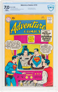 Silver Age (1956-1969):Superhero, Adventure Comics #275 (DC, 1960) CBCS FN/VF 7.0 White pages....