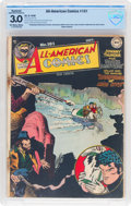 Golden Age (1938-1955):Superhero, All-American Comics #101 (DC, 1948) CBCS Restored (Slight/Moderate Professional) GD/VG 3.0 Off-white to white pages....