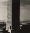 Photographs:Gelatin Silver, Tom Baril (American, 1952). Chanin Building, New York City, 1989. Gelatin silver. 24 x 20 inches (61.0 x 50.8 cm). S...