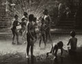 Photographs:Gelatin Silver, Harold Roth (American, 1918-2001). Street Beach, Lower East Side, New York, 1946. Gelatin silver, 1997. 10-5/8 x 13-3/8 ...