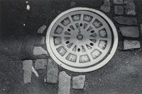 Joseph Dankowski (American, 1932-2010) A Group of Eight Photographs from the series Manholes and Gut