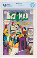 Silver Age (1956-1969):Superhero, Batman #125 (DC, 1959) CBCS FN- 5.5 White pages....
